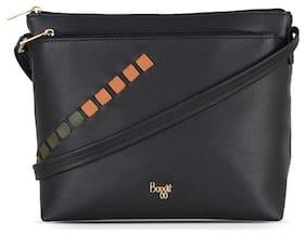 Baggit Black Synthetic Handheld Bag
