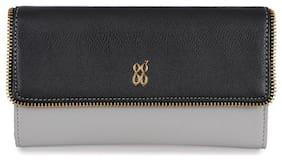 Baggit Women Grey PVC Wallet