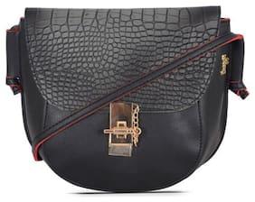 Baggit Red Synthetic Handheld Bag