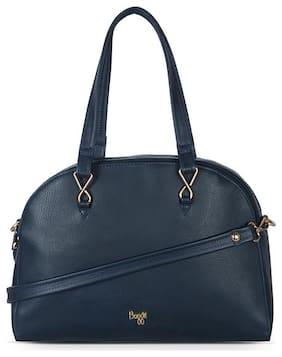 Baggit Blue Synthetic Shoulder Bag - L CRAFTSY Y G Z