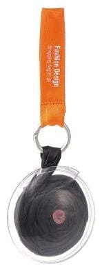 Bagzar Roll up Portable Shopping Storage Tote Bag Travel Bag Mini Cross Body Shopping Shoulder Bags Organizer(Black)
