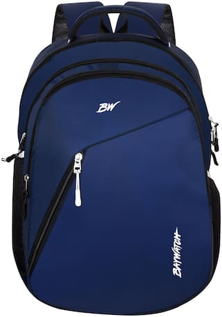Baywatch 35 L Unisex Casual Polyester Laptop Backpack