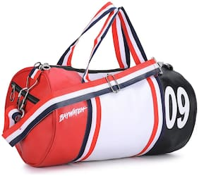 Baywatch GB09 Unisex PU Gym Duffle Bag