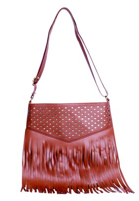 BeatStock Womens Casual Brown Colour;Handbag;shoulderbag;Hand messenger bag;Handheld bag;sling bag;bag (BSH-17)