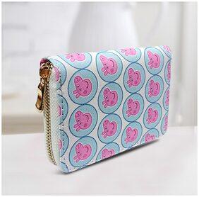 Women Wallet With Peppa Print