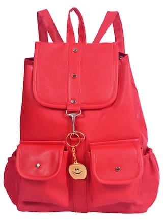 1ead19735fc0dc Buy Beets Collection Student Shoulder Backpack for Women & Girls Bag ...