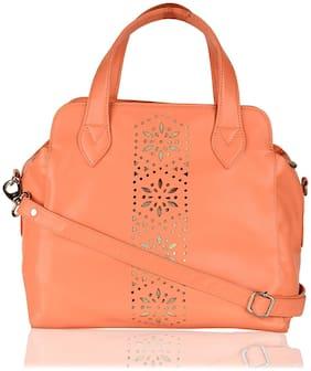 Bellissa PU Women Handheld Bag - Pink