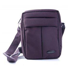 Bendly Purple Sling Bag