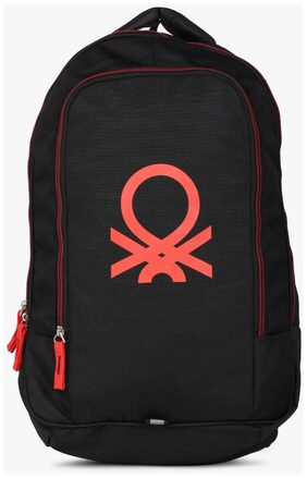 BENETTON ECO BACKPACK RED