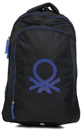 BENETTON ECO BACKPACK BLUE