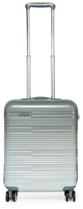 BENETTON HARD LUGGAGE STROLLY 20 (CABIN) GREY