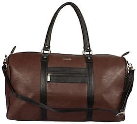 Bern Brown Duffle Bag