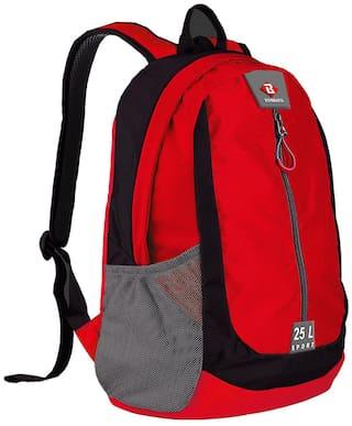 Bonmaro Medium (18-19 inches) Waterproof Laptop Backpack - Multi