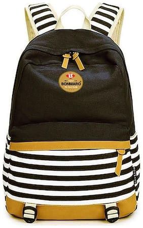 Bonmaro Multi Canvas Backpack