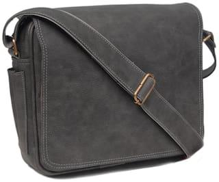 BORSE Laptop messenger bag [ Up to 12 inch Laptop]