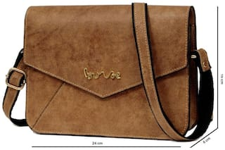 Borse M45 Brown Sling Bag