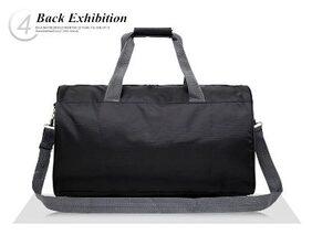 Senkey Style Canvas Men Rucksack - Black