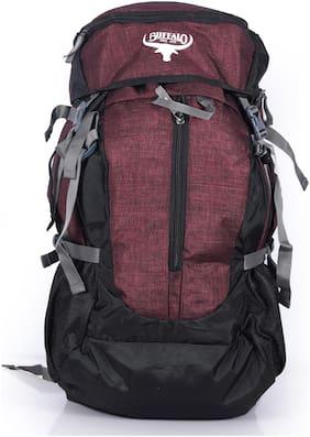 Buffalo Whooper Hiking Bag (Red)