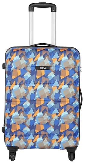 87e6b9f49 Safari CAMO 65 PRINTED TROLLEY LUGGAGE BAG (Medium Luggage with 5 Years  International Warranty)