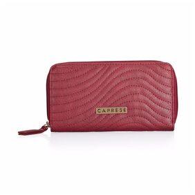 Caprese Austen Wallet Large Red