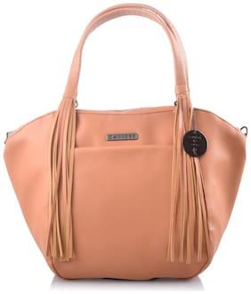 Medium Handheld Bag ( Orange )