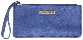 Caprese Grenda Mobile Pouch Medium Blue