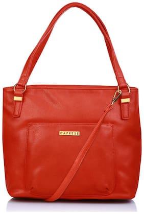 Regular Shoulder Bag ( Red )