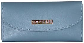 Caprese Kiko Wallet Medium Blue