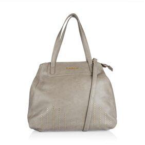 CAPRESE Women Faux Leather Handheld Bag - Beige