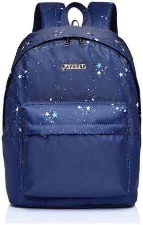 CAPRESE Blue Nylon Backpack