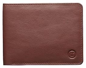 Carlton Women Tan Leather Wallet