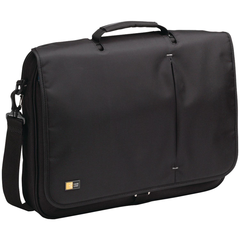 Case Logic VNM 217 17 Inch Laptop Messenger Bag Black