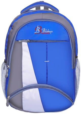 Blubags Casual Waterproof Laptop Bag/Backpack for Men Women Boys Girls/Office School College Teens & Students Waterproof Laptop Backpack