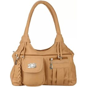 CHHAVI INDIA PU SHOULDER BAG (CI167)
