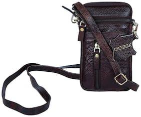 Sling Bags ( Brown )