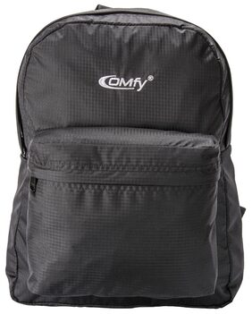 Comfy Black Backpack