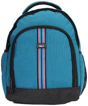 COMFY Blue Polyester Backpack