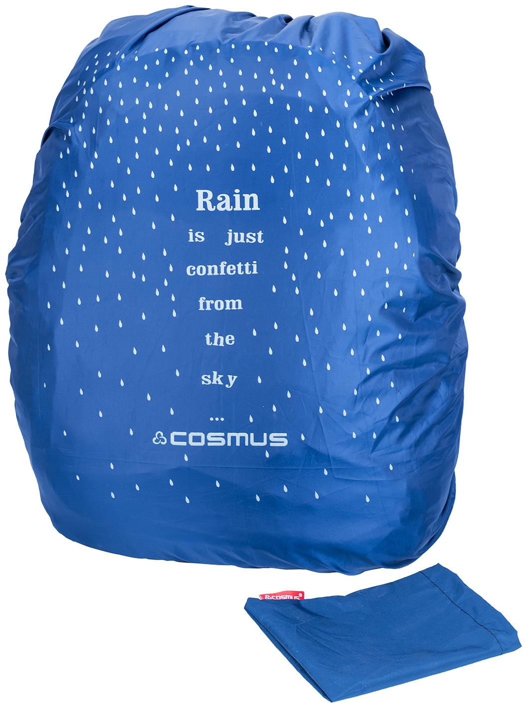Cosmus Bag Cover Blue by Cosmus Bags