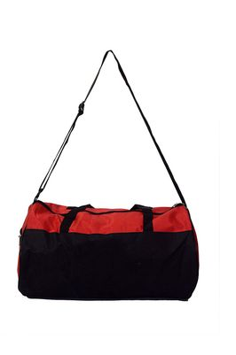 Cp Bigbasket Trendy Sport travel Duffle With Show Compartment Gym Bag  (Red)