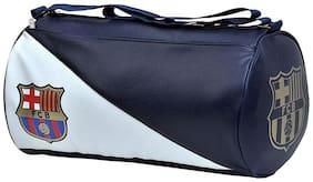 CP Bigbasket Leather Men Gym bag - Blue