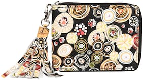 Creature Multicolor Floral Wallet for Women