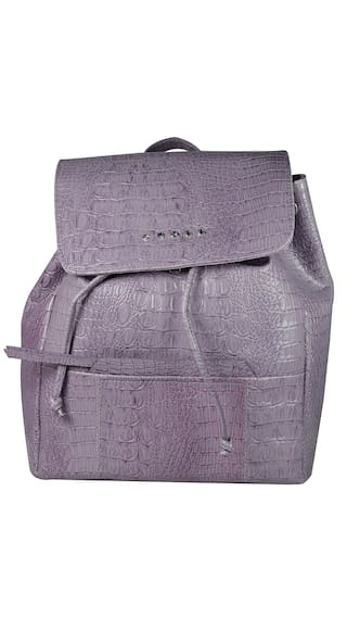 f6988b196f Buy Cross Women s SS ANAYA BACK PACK - VIOLA Online at Low Prices in ...