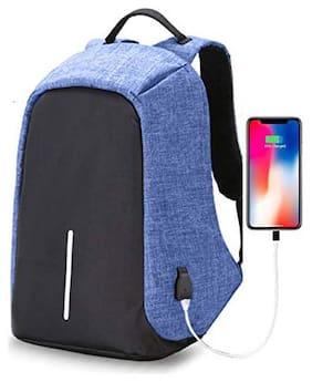 Crystal Digital Waterproof Laptop Backpack