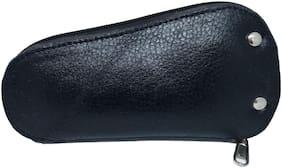 Daenocraft Leather Key Holder (Black)