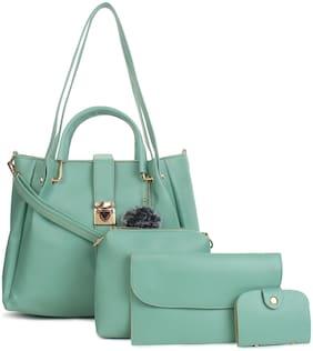 Regular Handheld Bag ( Green )