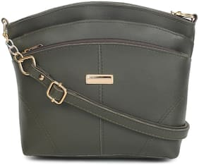 Daniel Clark Black PU Handheld Bag - Bag_Dc10