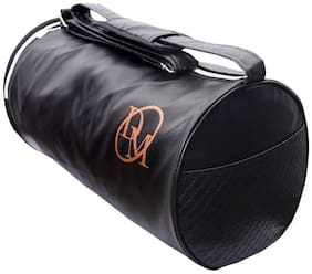 Dee Mannequin Pu Men Gym bag - Black