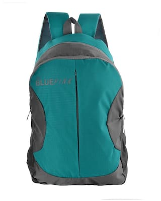 Dusseldorf One Pocklet and 2 Compartment Backpack With Adjustable Strap (LEO-1701)
