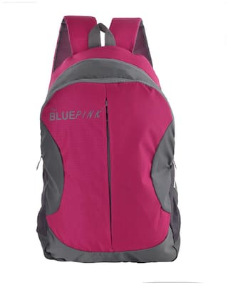 Dusseldorf One Pocklet and 2 Compartment Backpack With Adjustable Strap (LEO-0301)