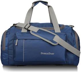 DUSSLE DORF Polyester Men Gym bag - Blue